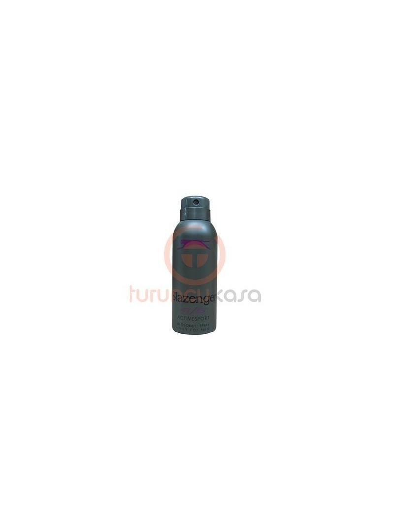 Slazenger Active Sport Deodorant Sprey 150ml Mor