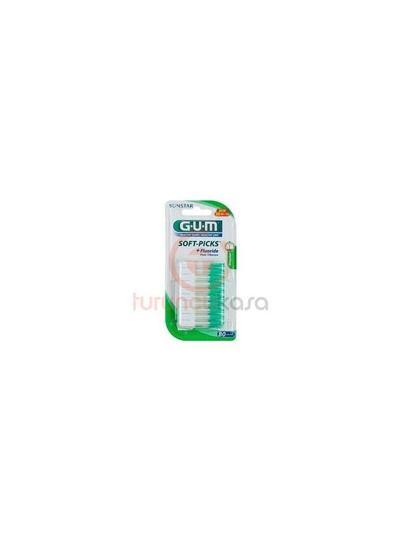 GUM Soft-Picks Fluoride Arayüz Fırçası Regular 80