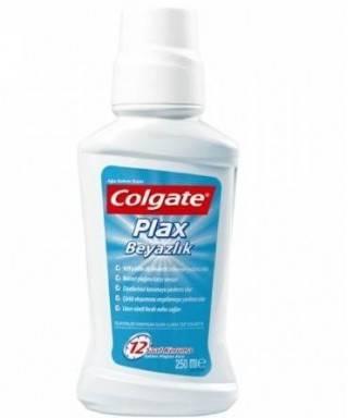Colgate Plax Ağız Suyu Beyazlık 250 ml