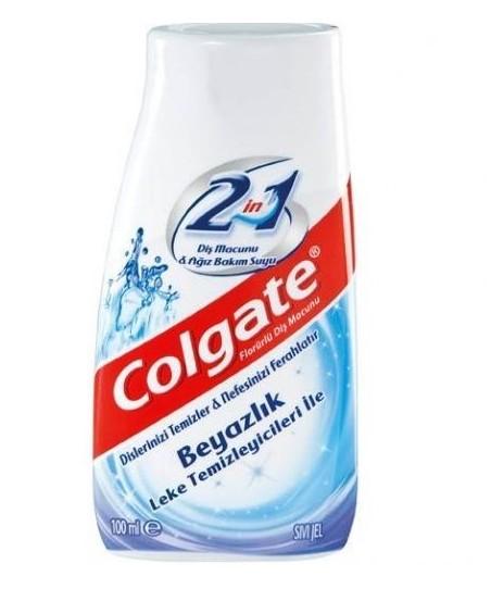 Colgate White 2in1 Diş Macunu 100 ml