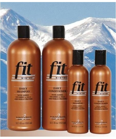 Hayashi System Fit Daily Shampoo Şampuan