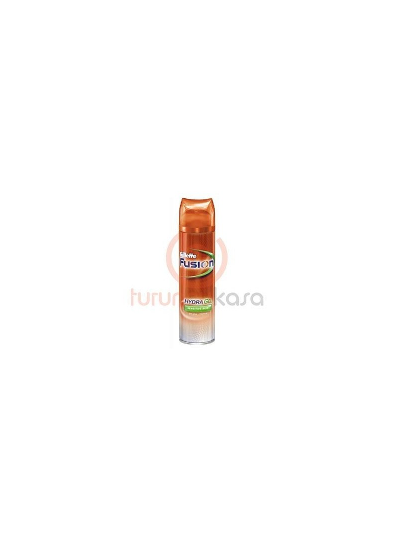 Gillette Fusion Hydra Gel Sensitive Skin Traş Jeli 200 ml