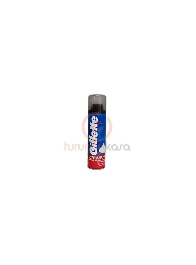 Gillette Tıraş Köpüğü Klasik Bakım 200 Ml
