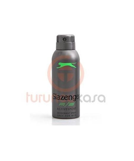 Slazenger Active Sport Deodorant Sprey 150ml Yeşil