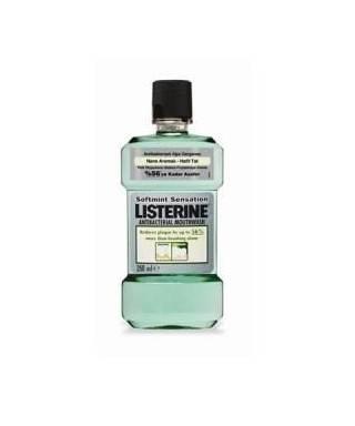 Listerine  Ağız Bakım Ürünü 500 ml (Nane Aromalı - Hafif Tat)