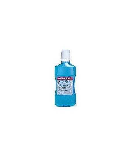 Dentiplus Total Care Alkolsüz Çok Yönlü Ağız Çalkalama Suyu 500 ml