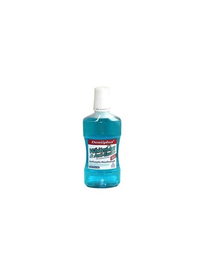 Dentiplus Whitening & Anti-Tartar Alkolsüz Ağız Çalkalama Suyu 500 ml