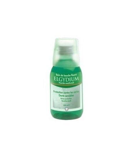 Elgydium MouthWash Florürlü Ağız Çalkalama Suyu