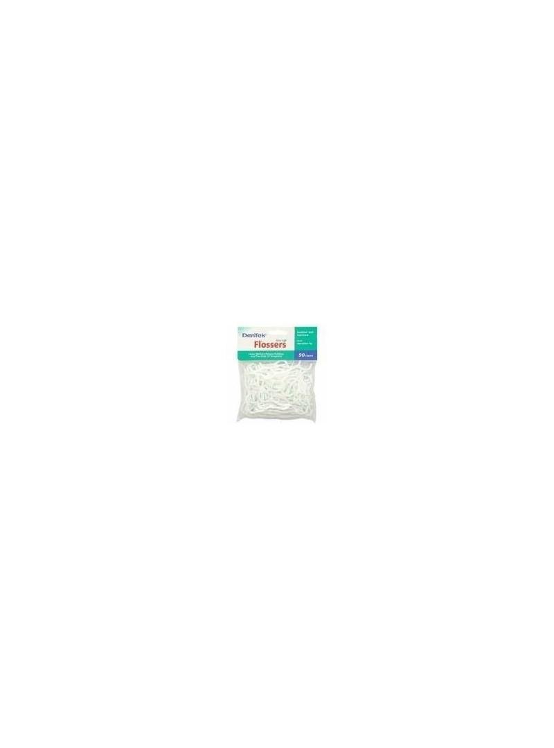 Dentek Mint Flosser 30 Adet (Nane Aromalı Diş İpi)