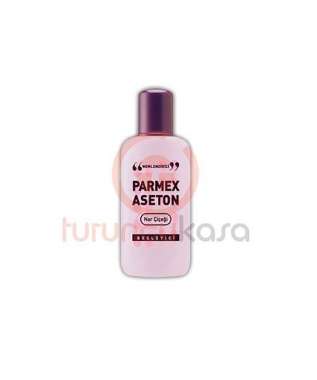 Parmex Nar Çiçeği Nemlendirici ve Besleyici Aseton 125 ml