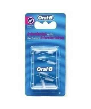 Oral B Arayüz Fırça Başı Yedeği (Eğimli)