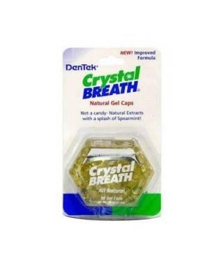 Dentek Crystal Breath (Taze Nefes Kapsülleri)