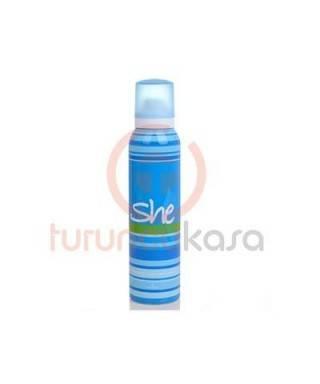 She İs Cool For Women Deodorant Sprey 150ml.