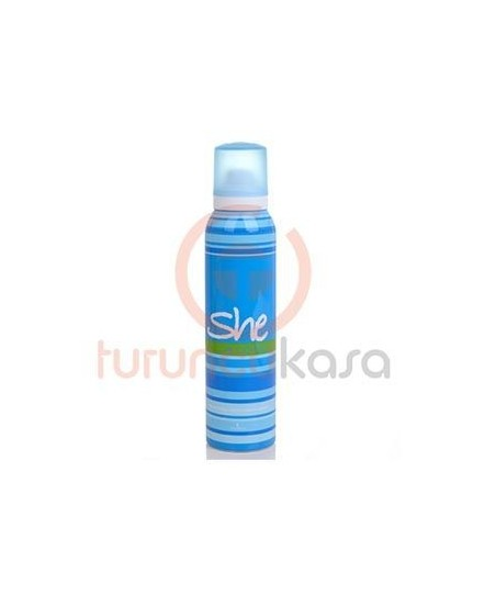 She İs Cool For Women Deodorant Sprey 150ml.