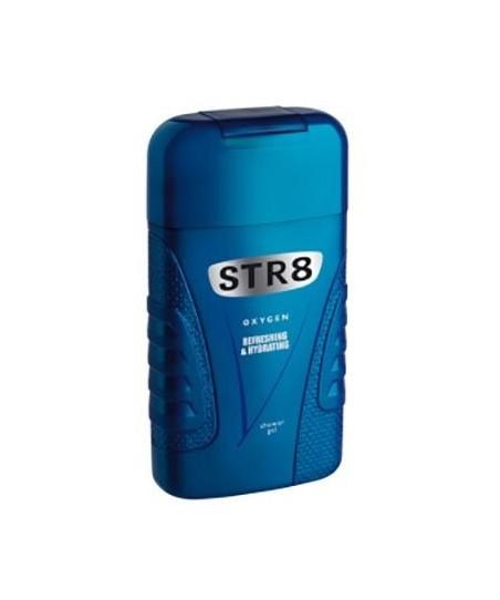 Str8 Shower Gel Oxygen