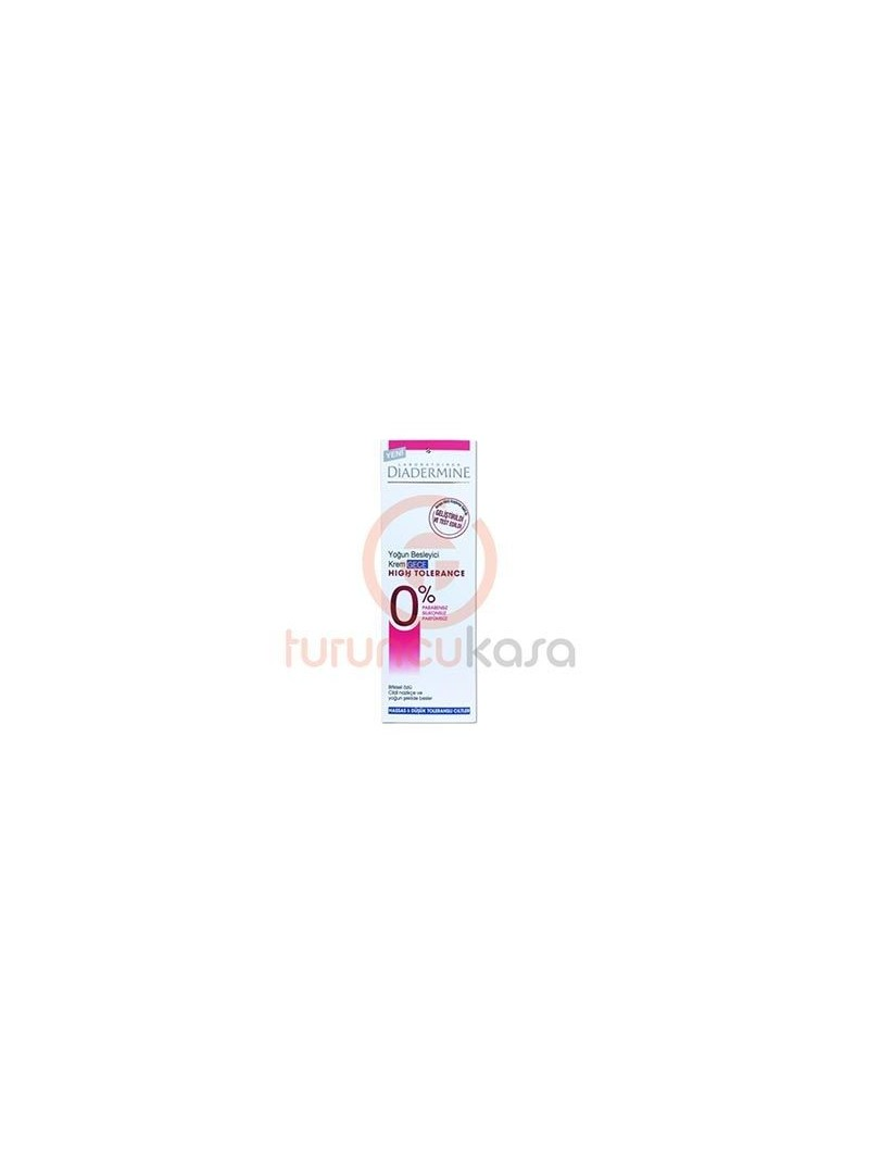 Diadermine High Tolerance Ultra Nemlendirici Gece Kremi 50ml