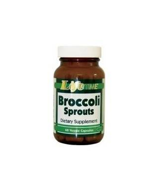 LifeTime Broccoli Sprouts Pus 60 Kapsül Life Time