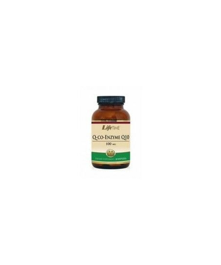 LifeTime Co-Enzyme Q10 100mg 30 Softjel