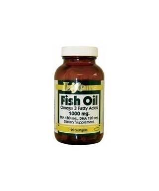 LifeTime Fish Oil 90 Softjel Life Time