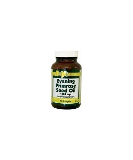 LifeTime Evening Primrose Oil 1300 mg 60 Softgels Life Time