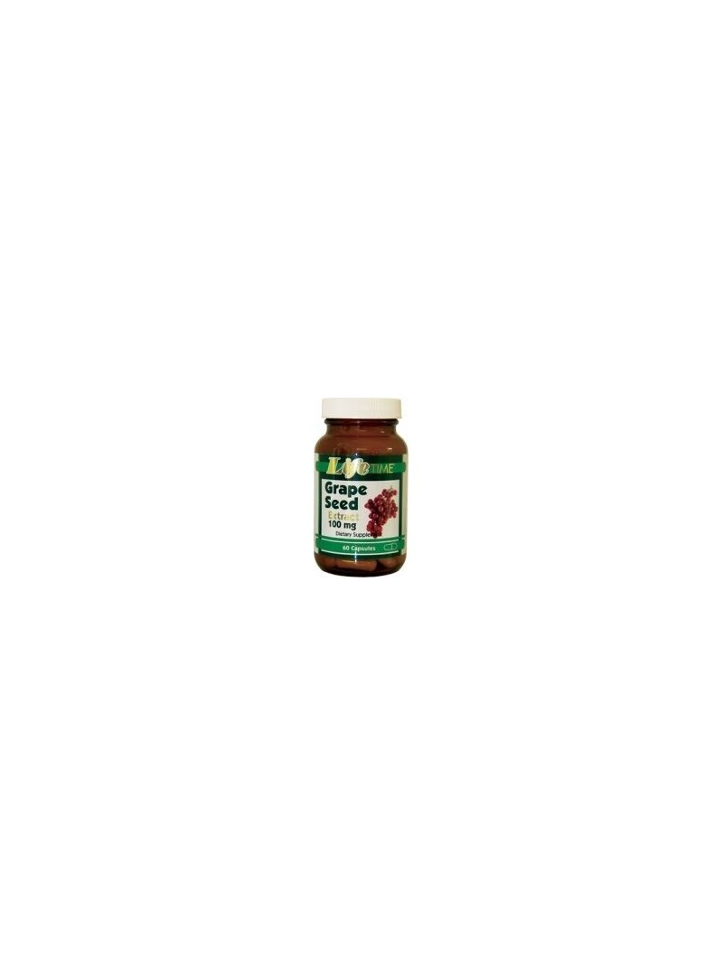 LifeTime Grape Seed Extract 60 Kapsül Life Time Üzüm çekirdeği ekstresi