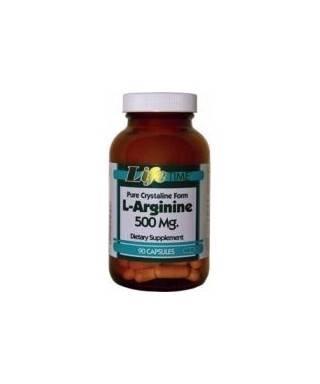 LifeTime L-Arginine 500mg 90 Kapsül Life Time