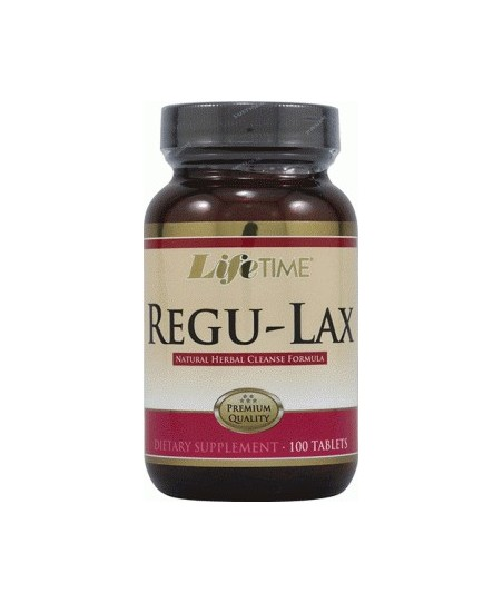 LifeTime Regu-Lax 100 Tablet