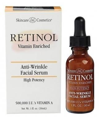 Retinol Anti Wrinkle Facial Serum - 30 ml Yüz Serumu