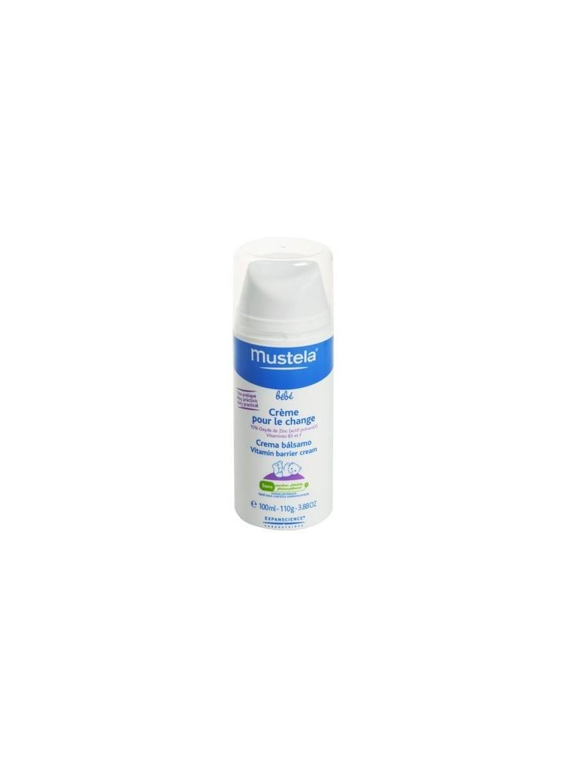 Mustela Vitamin Barrier Cream Pump Pişik Önleyici Krem 100ml