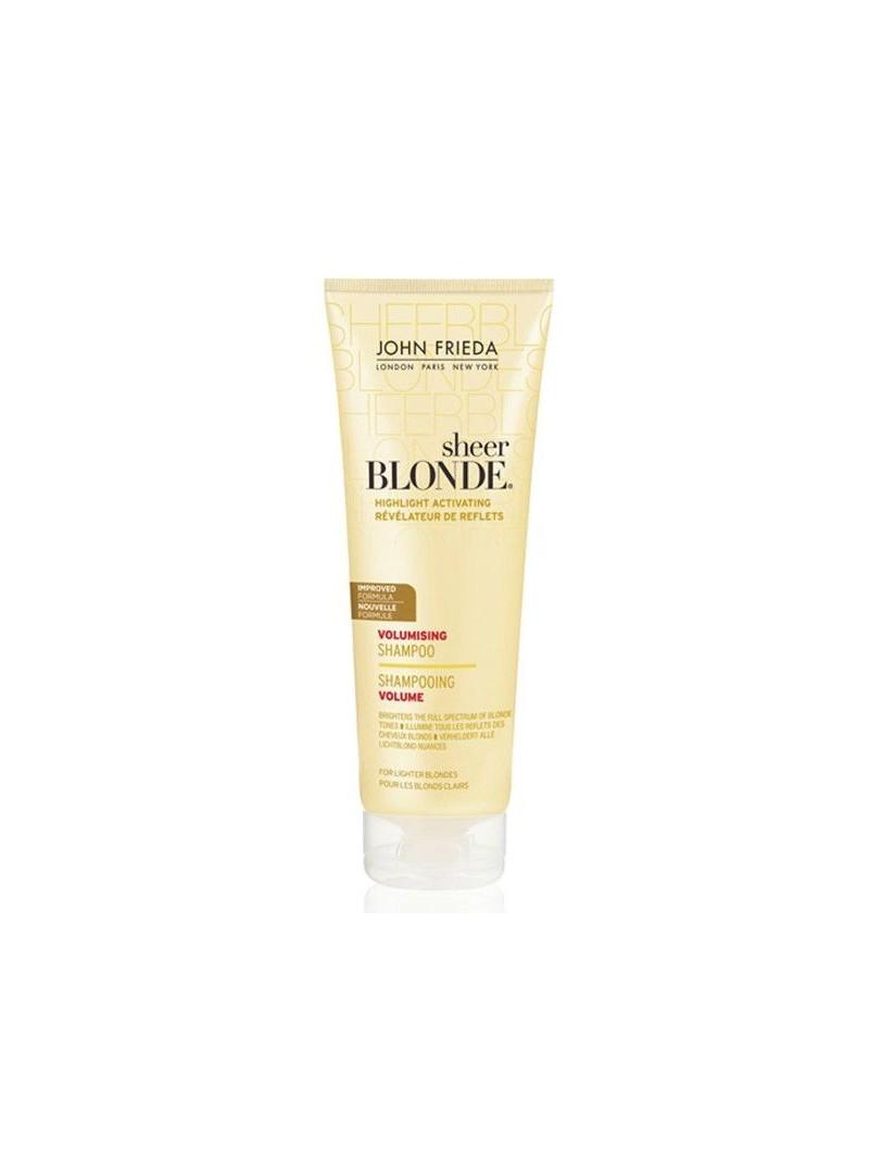 John Frieda Blonde Açık Sarı Saçlara Hacim Kazandıran Şampuan