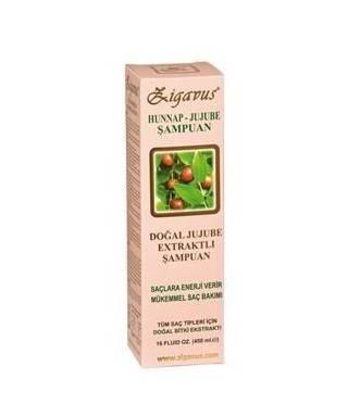 Zigavus Doğal Jujube Ekstraktlı Şampuan 150ml
