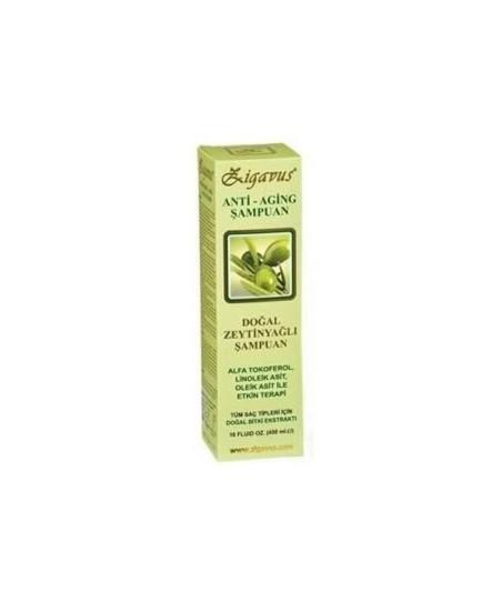 Zigavus Doğal Zeytinyağlı Şampuan 150ml
