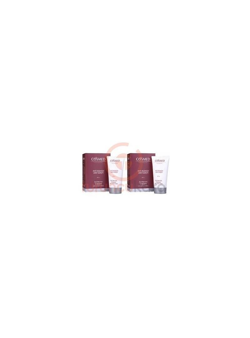 Cosmed Leke Sorunlarında Yardımcı Krem 50 ml 2 li Paket