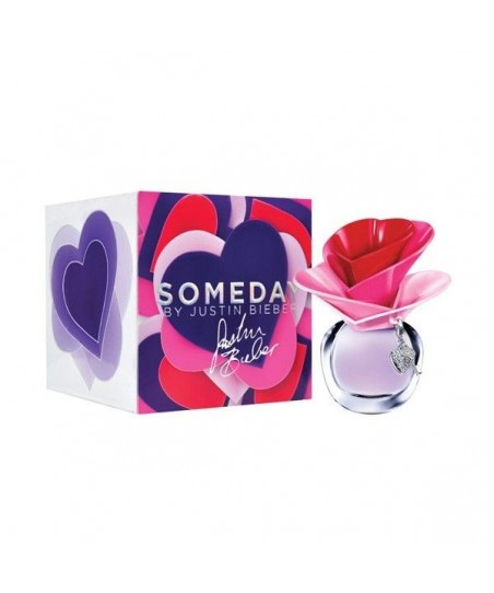 Justin Bieber Someday 100ml Eau De Parfum Spray