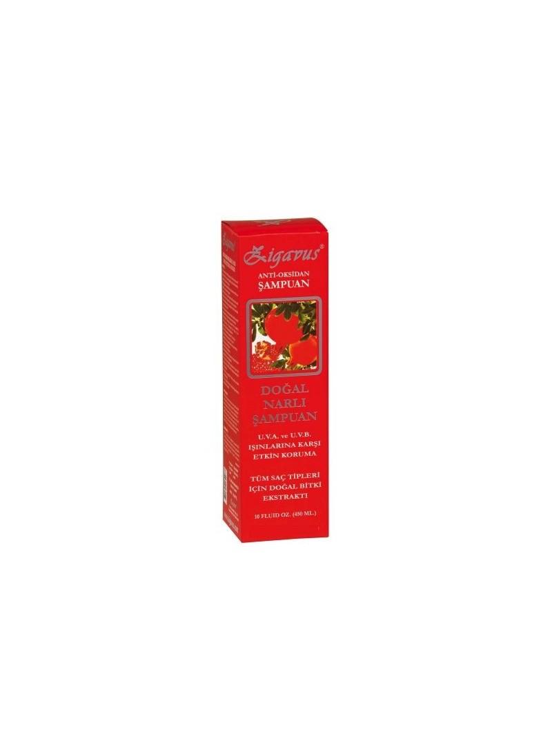 Zigavus Narlı Şampuan 150ml