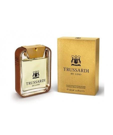Trussardi My Land Edt Pour Homme 100 Ml Erkek Parfüm
