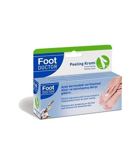 Foot Doctor Peeling Ayak Kremi 75 ml