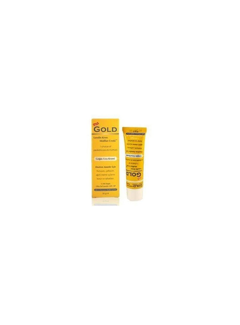 Gold Lanolin Göğüs Ucu Kremi 30 ML