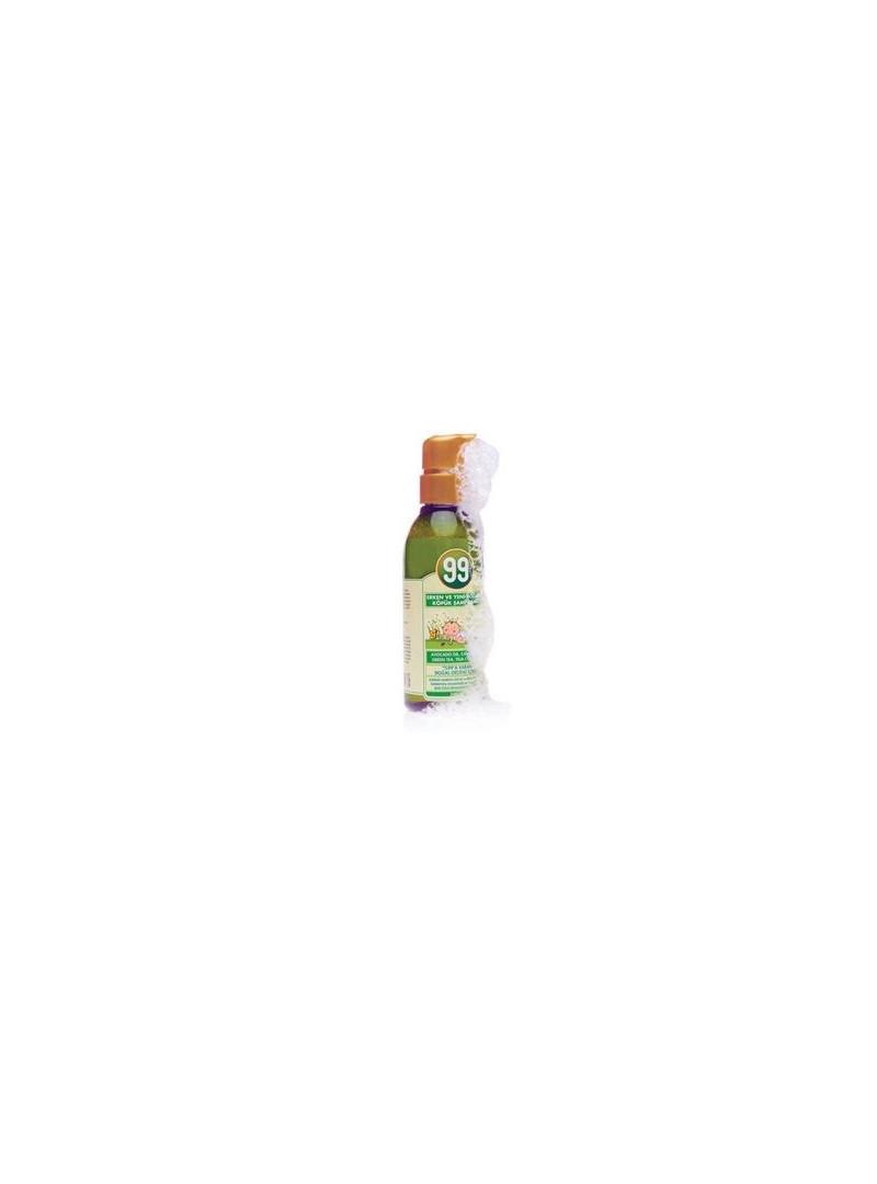 99 Erken ve Yeni Doğan Bebek Köpük Şampuanı
