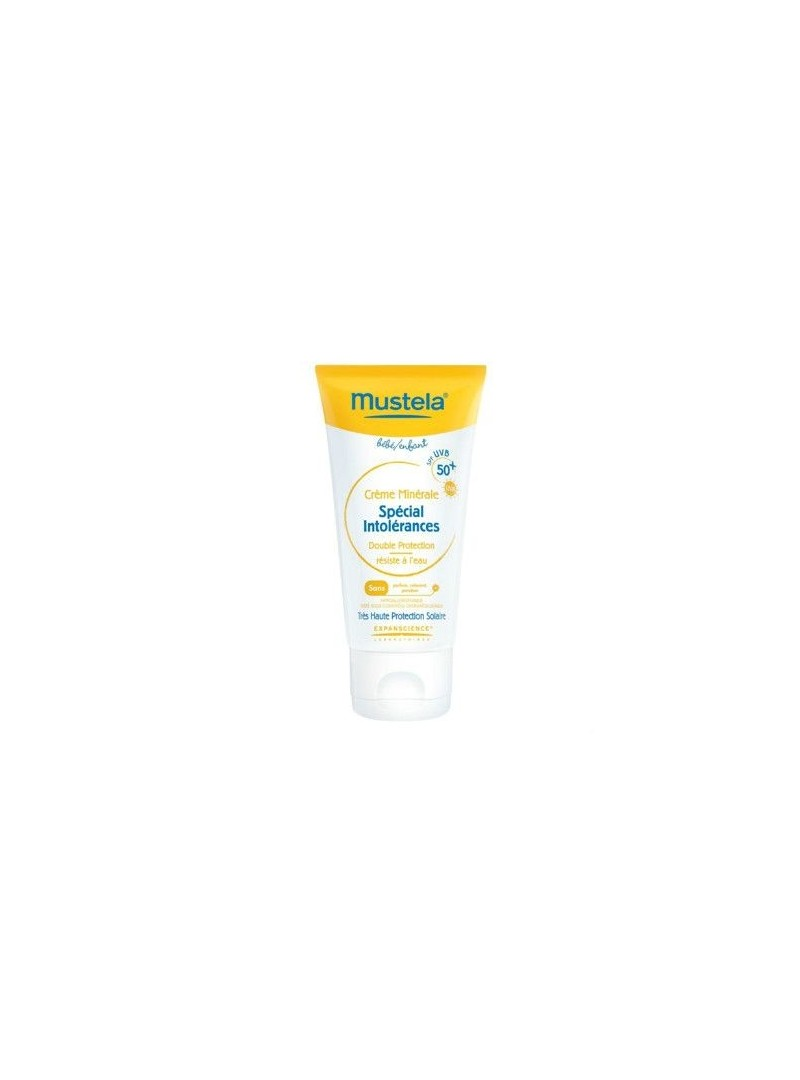 Mustela Protective Mineral Spf 50+ Cream 50ml