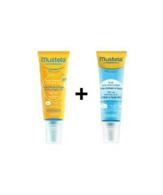 Mustela Sun Protection Spray SPF 50 + After Sun Spray