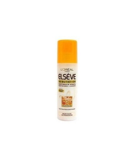 Loreal Paris Elseve Re-Nutrition Besleyici Sıvı Saç Kremi Sprey 200 ml