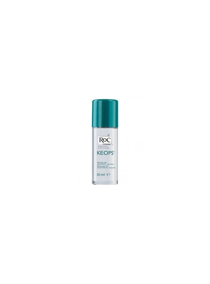 Roc Keops Roll-on Deodorant 30ml