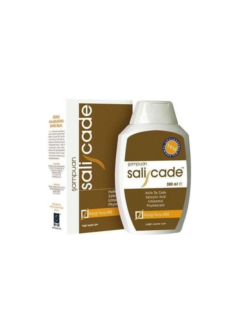 Salicade Şampuan 150 ml Kepeğe Karşı