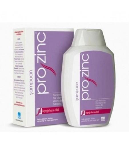 ProZinc Saç Dökülmesine Karşı Şampuan 300ml (Normal ve Yağlı Saçlar)