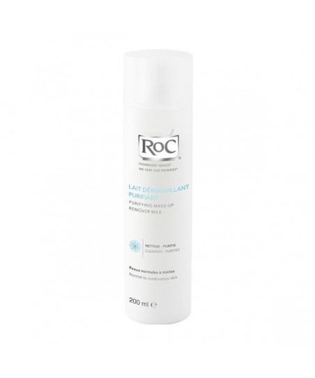 Roc Purifying Make Up Remower Milk 200ml