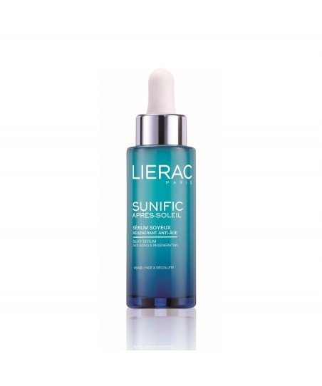 Lierac Sunific Aftersun Silky Serum 30ml