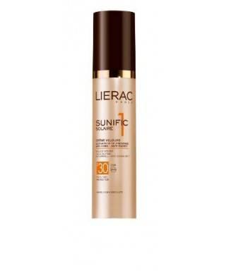 Lierac Sunific Suncare1 Velvet Cream Spf30 50ml