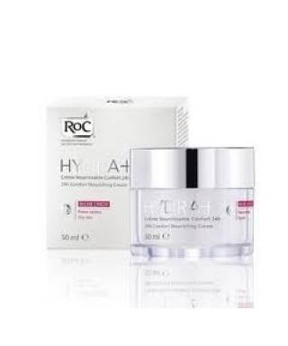 Roc Hydra +24h Comfort Besleyici Bakım Kremi 50ml