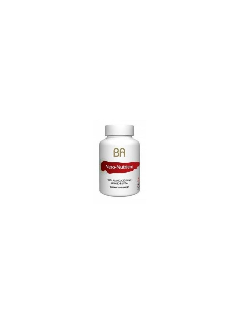 BA Body Armour Nero Nutriens Amino Asit Ginkgo Biloba
